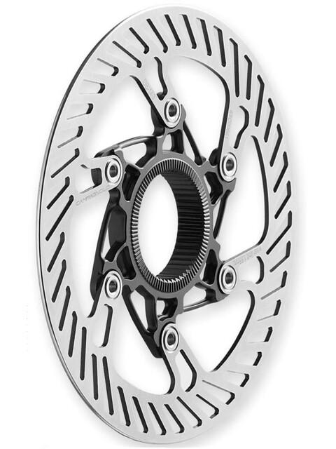 CAMPAGNOLO Disque de frein - Disque de frein - Centerlock noir/argent